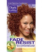 Dark and Lovely Fade Resist Rich Conditioning Color - Red Hot Rhythm